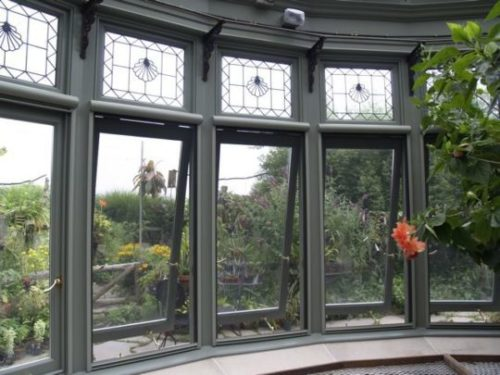 Leaded Glass for Conservatories
