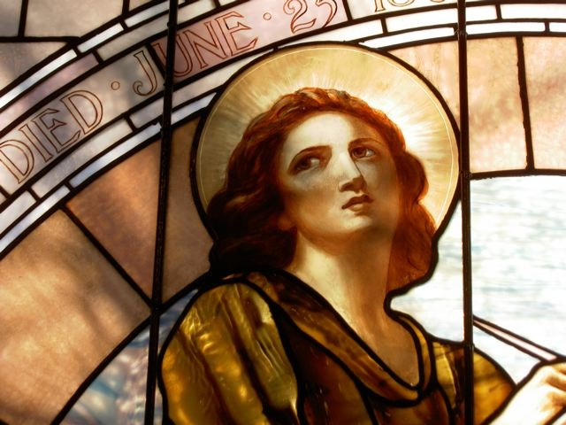 Churches stained-glass restoration windows